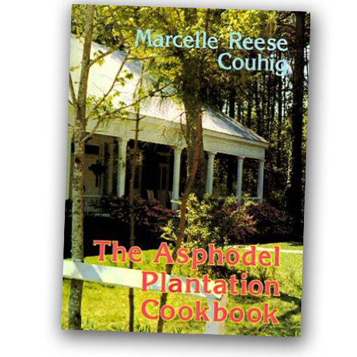 The Asphodel Plantation Cookbook, Marcelle Reese Couhig