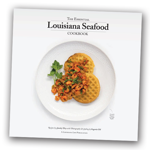 The Essential Louisiana Seafood Cookbook, Stanley Dry