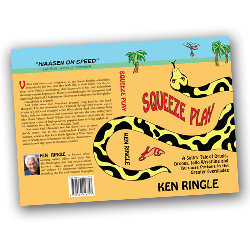 Squeeze Play, Ken Ringle