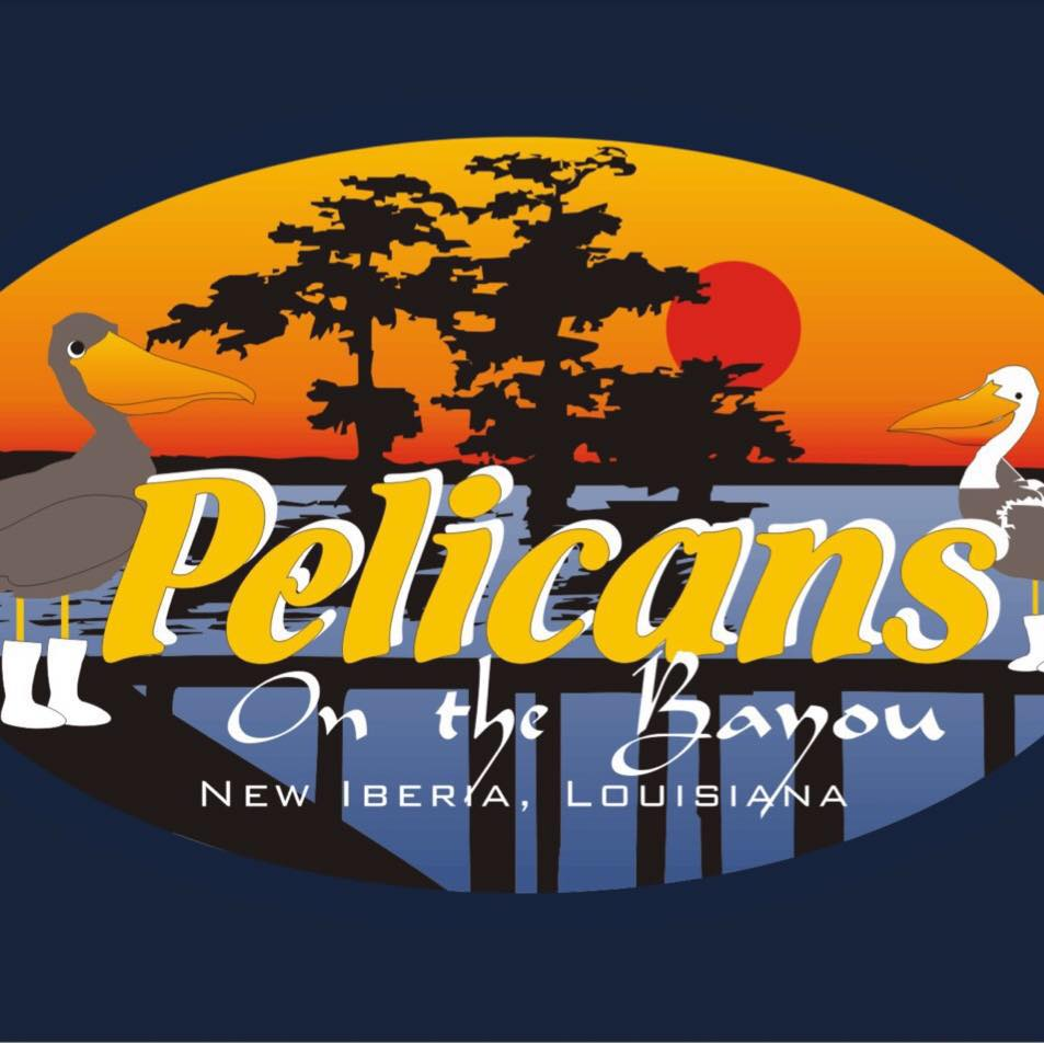 Pelicans on the Bayou