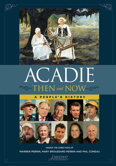 Acadie Then and Now, Perrin