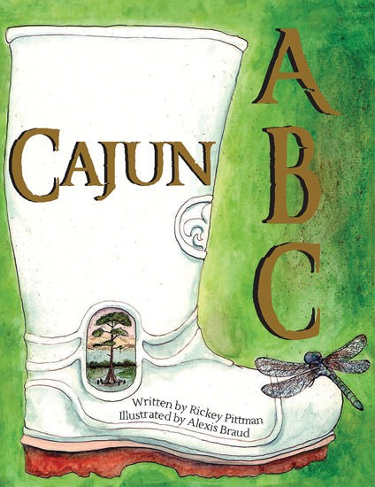 Cajun ABC, Pittman Braud