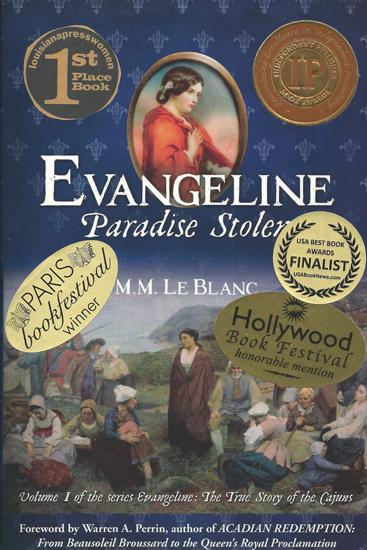 Evangeline Paradise Stolen, MM LeBlanc