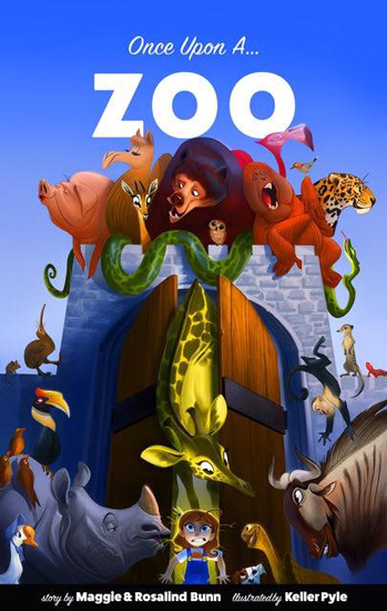 Once Upon A Zoo, Maggie & Rosalind Bunn