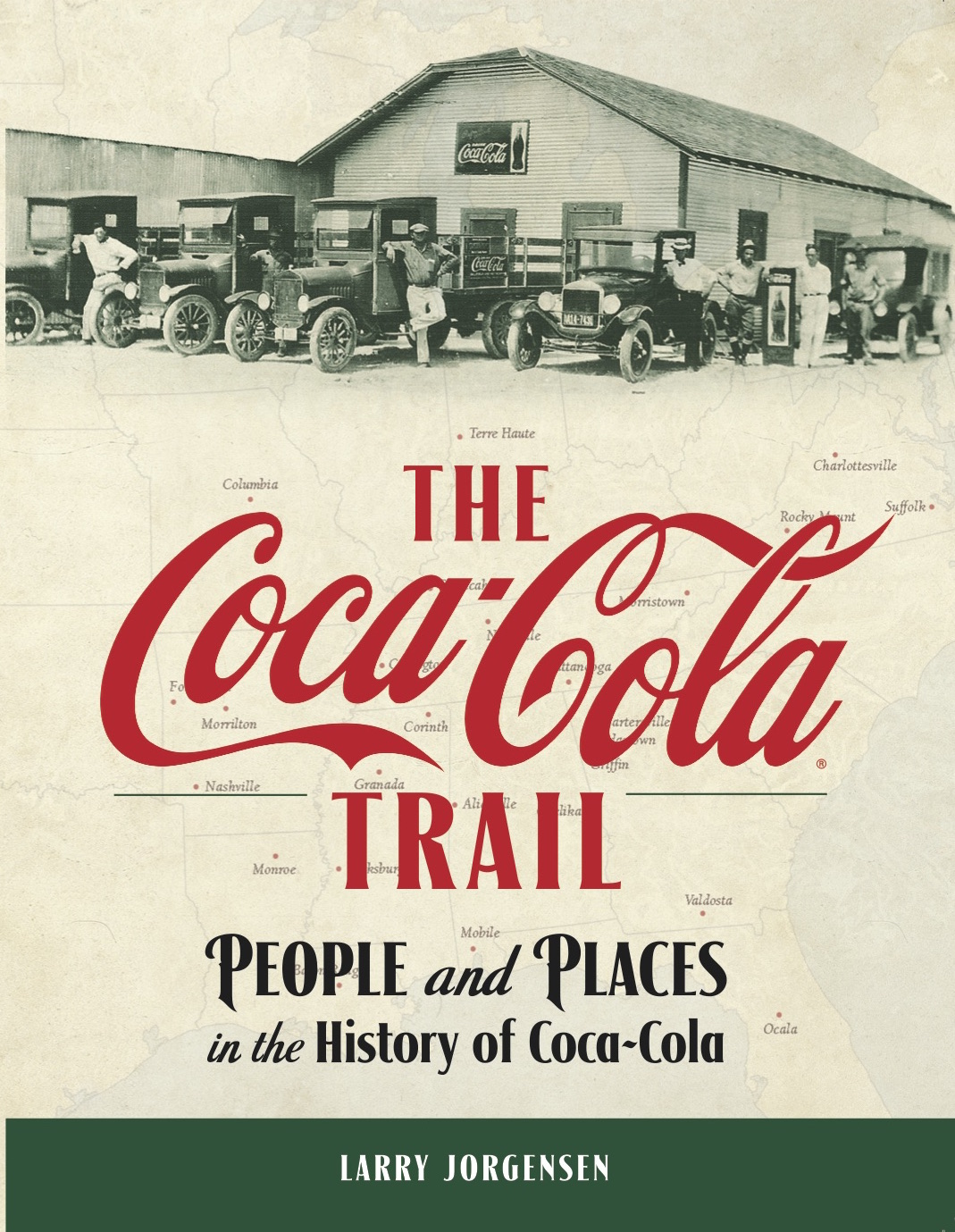 Coca Cola Train - Larry Jorgensen