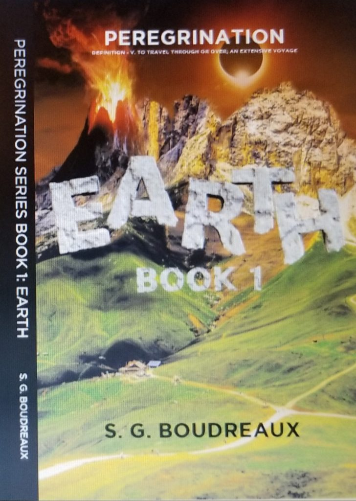 Earth Book 1 -S G Boudreaux