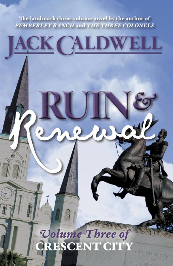 Ruin Renewal - Jack Caldwell